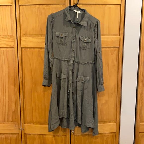 Matilda Jane Button down dress